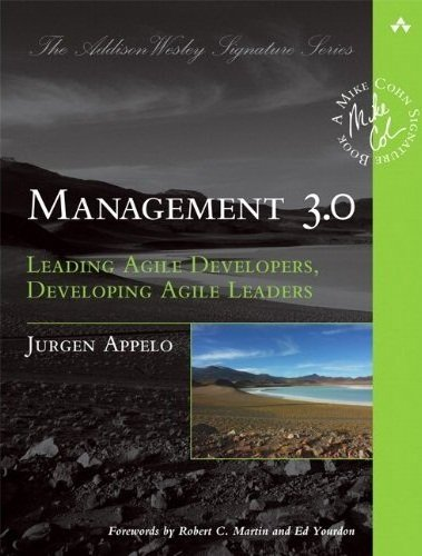 Management 3.0 by Jurgen Appelo