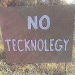 No Technology in Brighton By Sammy0716 on flickr