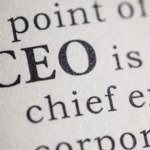 The role of the CEO