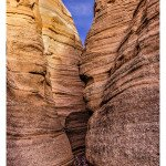 Tent Rocks Slot Canyon
