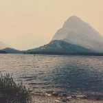 Foto Friday – Fog over Swiftcurrent Lake, Glacier National Park