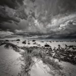 Foto Friday – Storm rolling into White Sands