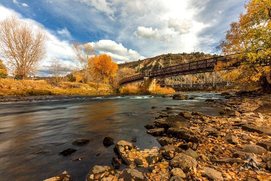 Bridge over the Animas River