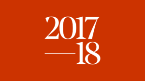 2017: A year in review (and a preview of 2018)