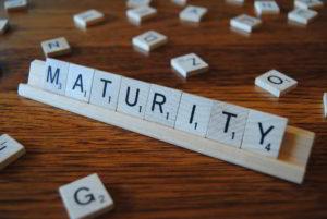 Data Maturity